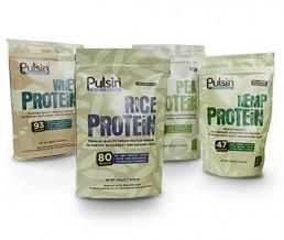 Pulsin Proteínas
